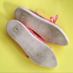 bait footwear Shoes - Bait Footwear Pink Floral Sneaker